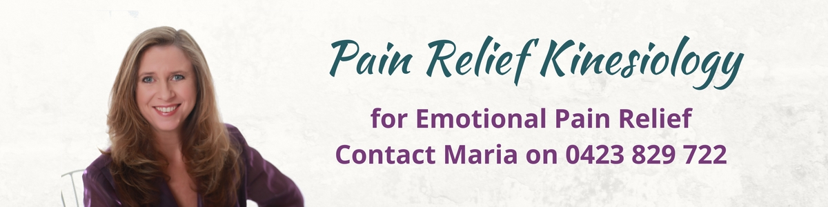 Pain Relief Kinesiology Home Header