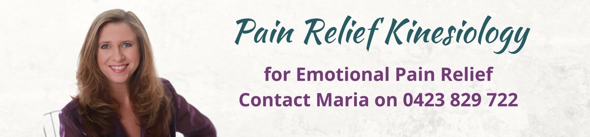 Pain Relief Kinesiology with Maria Brady